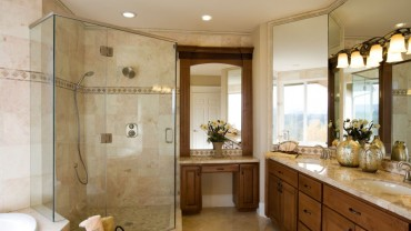 Gullion Bath Remodel